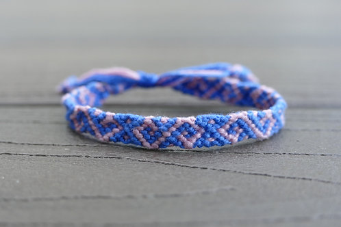 Friendship Bracelet -The S Wave