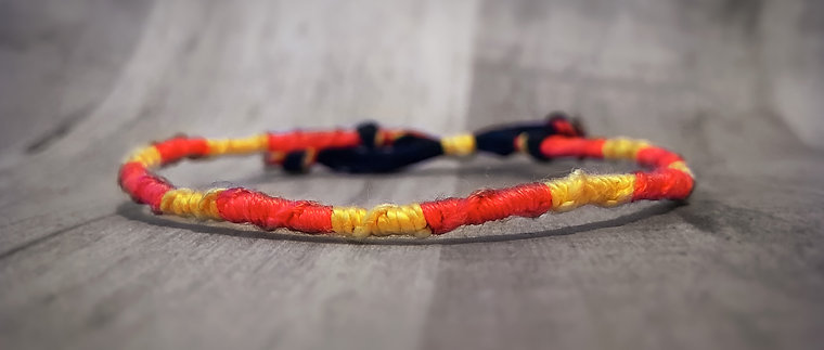 Friendship Bracelet - Chinese Ladder
