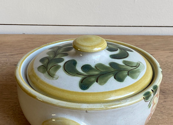 2qt Louiseville Stoneware Covered Dish