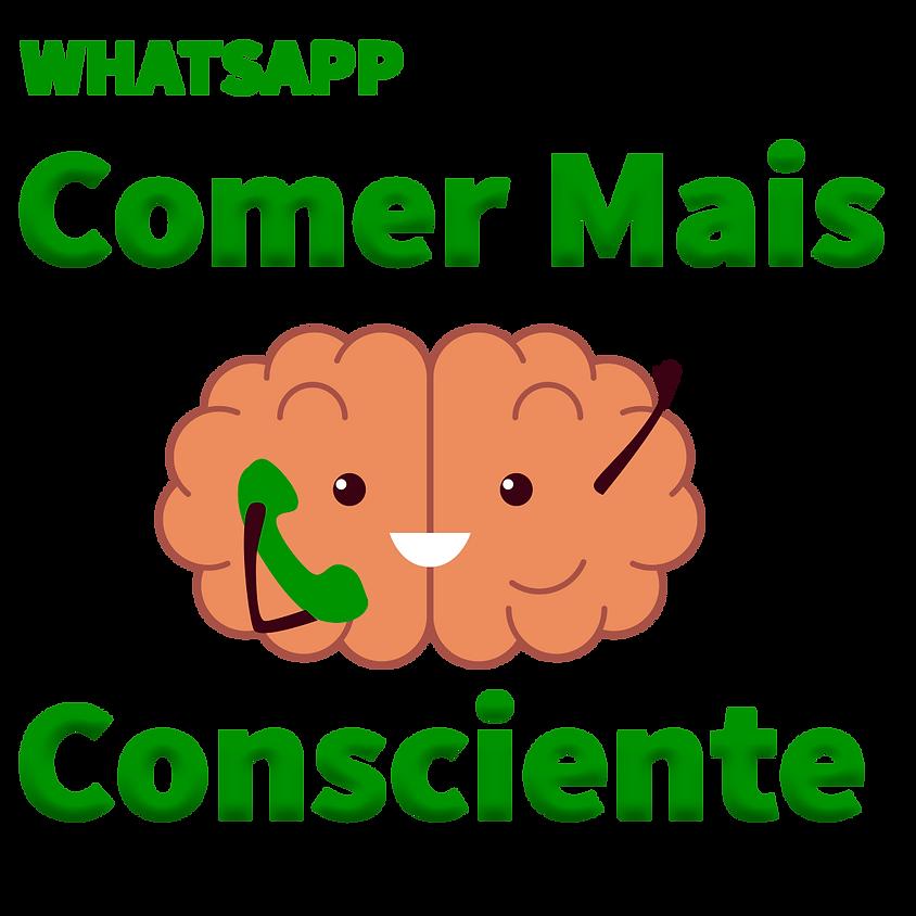 Programa Comer + Consciente Avançado - whats app
