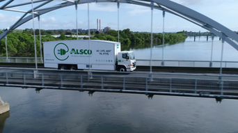 Bridge cross - Alsco Heavy EV