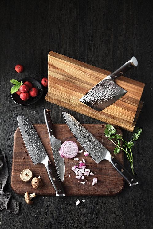 Knife Set 4pcs - Master Collection