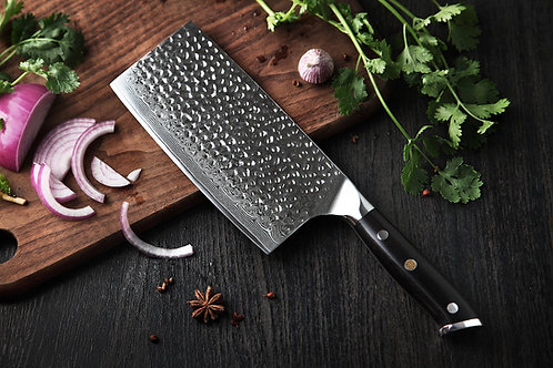 Cleaver Knife - Master Collection