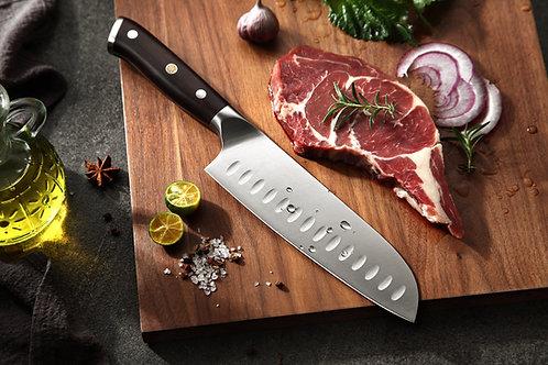 Santoku Knife - Stark Collection
