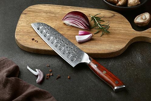 Santoku Knife - Artisan Collection