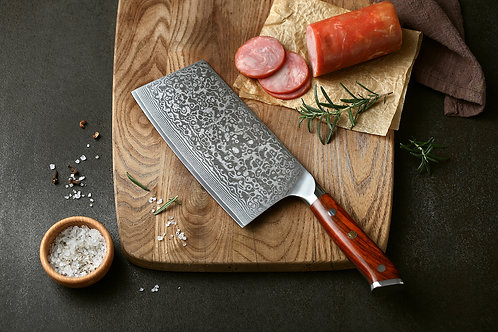 Cleaver Knife - Artisan Collection