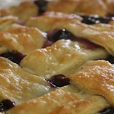 Fruit or cream pies