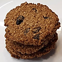 Sugar-Free Gluten-Free Vegan Oatmeal Raisin