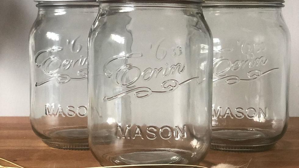 Eerin Mason Jar