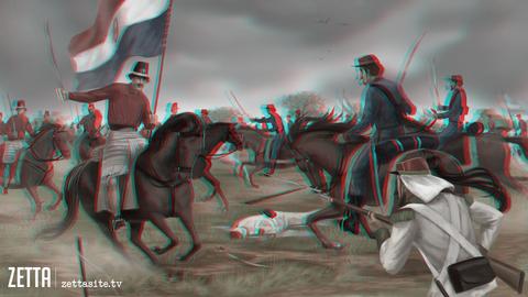 Zetta mamut films 3D estereoscopia estereoscopico anaglifo polarizado cine digital dcp