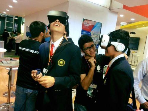Ferreyros Realidad Virtual perumin
