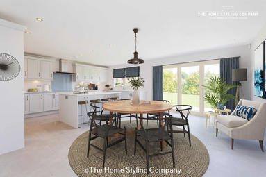 Stancliffe Homes Kitchen Diner Virtual F