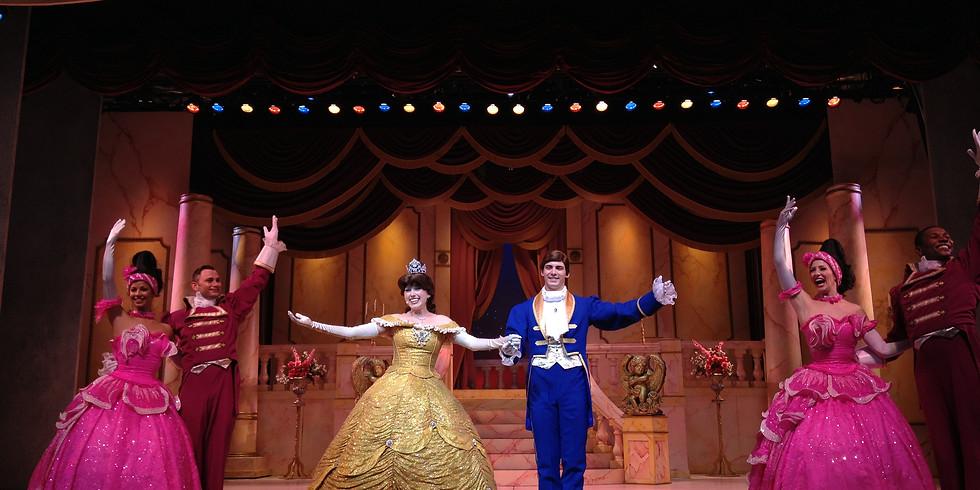 Dec 28 -5 PM Daddy/Daughter Formal Princess Dance