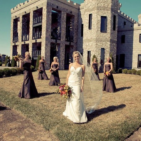 The Kentucky Castle Wedding