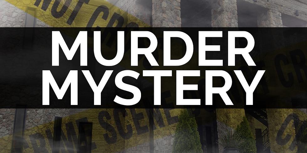 Feb 6 - Murder Mystery Dinner