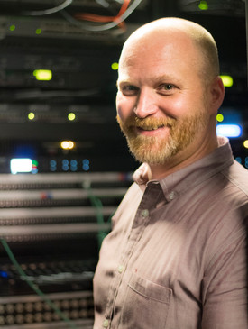 Brian Walker - Production Manager