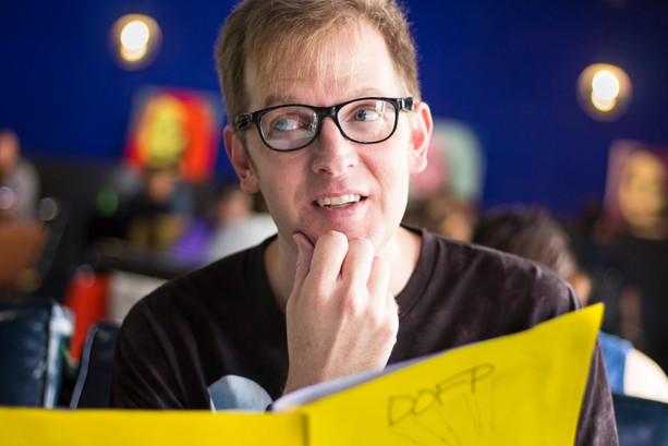 Chris Patton - Voice Actor