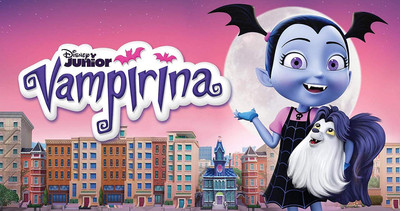 Vampirina is an Excellent Show for Boys and Girls