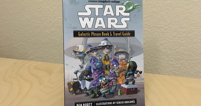 Star Wars Galactic Phrase Book and Travel Guide Review