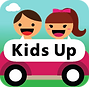 Kids Up Smart School Logo Small