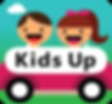 Kids Up Smart School Logo Big