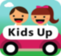 Kids Up Smart School Logo Big
