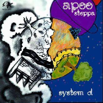 Apoo Steppa - SYSTEM D - Marée BASS Productions