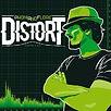 PhoniandFlore - DISTORT - Marée BASS Productions - Release album LP - Creative Commons