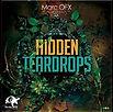Marc OFX - HIDDEN TEARDROPS - Marée BASS Productions - Release album LP - Creative Commons