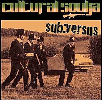 Cultural Soulja - Sub:versus - Marée BASS Productions - Release EP - Creative Commons - subversus
