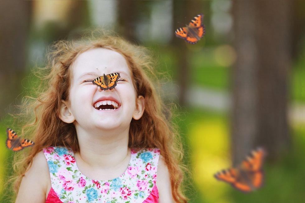 gesunde Kinder   lachende Kinder   Praxis Atemquelle