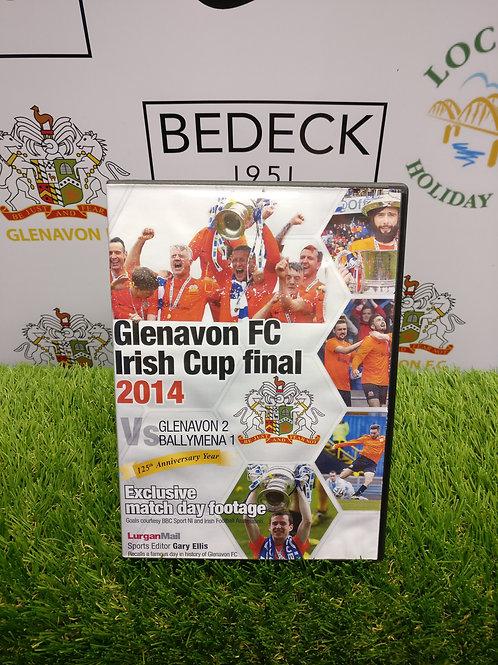 Irish Cup Final DVD 2014