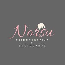 Norsu, psihoterapija & svetovanje, Barbara Rupar s.p. LOGO