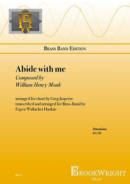 Abide with me (Brass Band) William H. Monk arr. Greg Jasperse trs. Espen Haukås