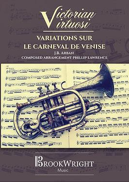 Variations sur le Carnival de Venise (Solo for Bb Instrument)