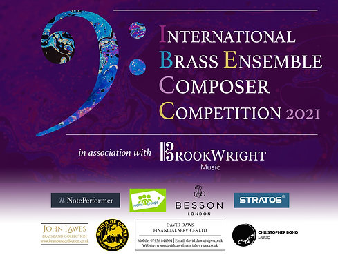 International Brass Ensemble Composer Competition 2021 Entry Fee