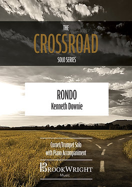 Rondo - Cornet/Trumpet Solo with Piano (Kenneth Downie)