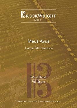 Meus Avus - Wind Band (Joshua Tyler Jameson)