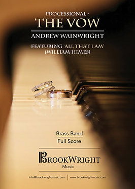 The Vow (Brass Band) Andrew Wainwright