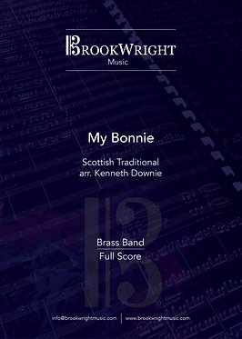 My Bonnie - Brass Band (Kenneth Downie)