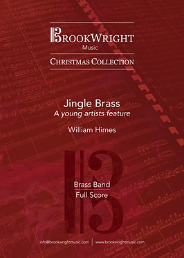 Jingle Brass - A Young Artists Feature (Soloists with Quintet) William Himes