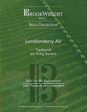 Londonderry Air (Euphonium Solo with Piano) - Traditional arr. Craig Stevens