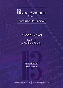 Good News - Brass Sextet (Spiritual arr. William Gordon)