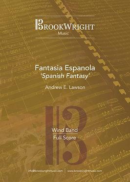 Fantasia Espanola - Wind Band (Andrew E. Lawson)