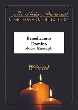 Benedicamus Domino - Brass Band (Andrew Wainwright)