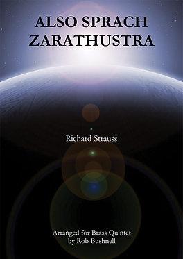 Also sprach Zarathustra (Brass Quintet) Richard Strauss arr. Rob Bushnell