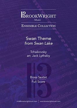 Swan Theme from Swan Lake - Brass Sextet (Tchaikovsky arr. Jack Lythaby)