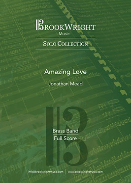 Amazing Love - Solo or Duet for Bb Brass Instrument(s) & Piano (Jonathan Mead)