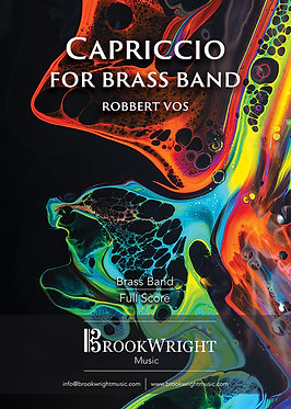 Capriccio for Brass Band (Robbert Vos)