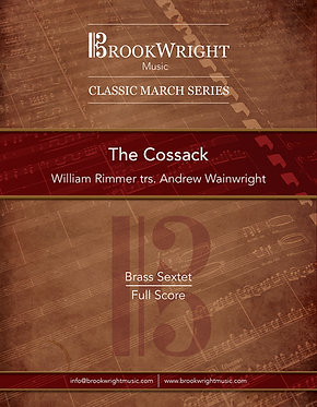 March - The Cossack (Brass Sextet) William Rimmer trs. Andrew Wainwright